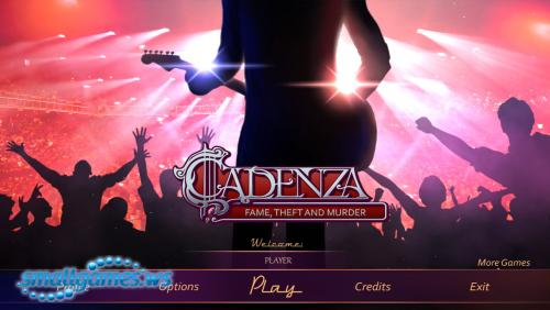 Cadenza 4: Fame, Theft and Murder