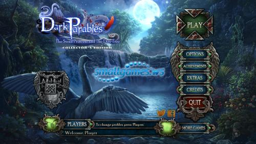 Dark Parables 11: Swan Princess and the Dire Tree Collectors Edition