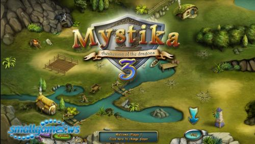 Mystika 3: Awakening of the Dragons