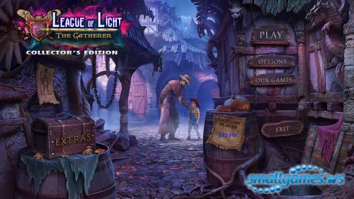 League of Light 4: The Gatherer Collectors Edition