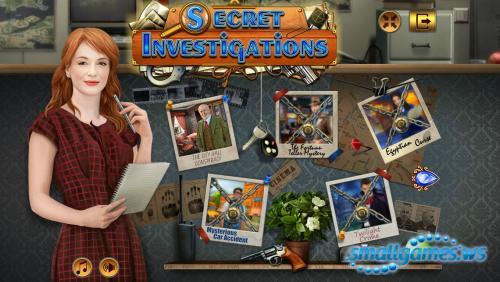 Secret Investigations
