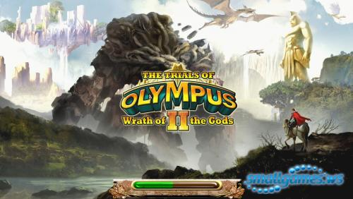 The Trials of Olympus 2: Wrath of the Gods