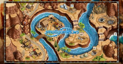 Аделантадо 4: Черепа Ацтеков
