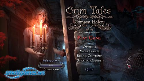 Grim Tales 11: Crimson Hollow Collectors Edition
