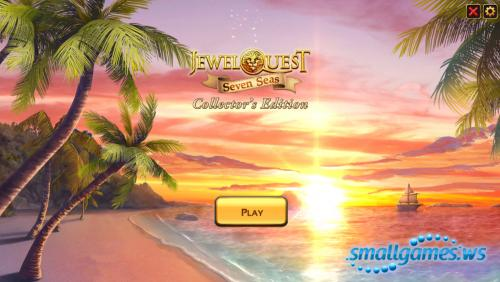 Jewel Quest 7: Seven Seas Collectors Edition