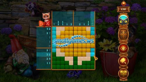 Радужная мозаика 3: Цветущий сад