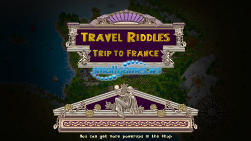 Travel Riddles 4: Trip to France