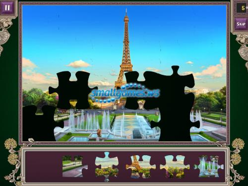 Загадки Путешествий 4: Поездка во Францию