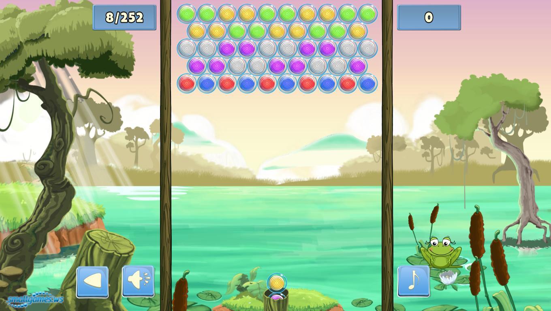 Пузыри Бульки для Windows  Скачайте эту игру для ПК