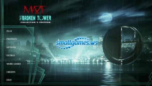Maze 2: The Broken Tower Collectors Edition
