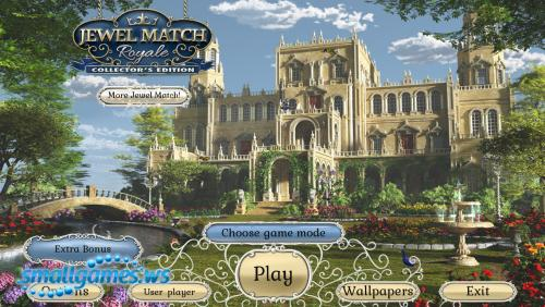 Jewel Match: Royale Collector's Edition