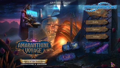 Amaranthine Voyage 7: Legacy of the Guardians Collectors Edition