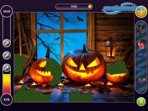 Праздничные мозаики: Хэллоуин