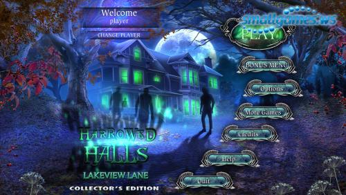 Harrowed Halls: Lakeview Lane Collectors Edition
