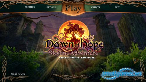 Dawn of Hope: Skyline Adventure Collectors Edition