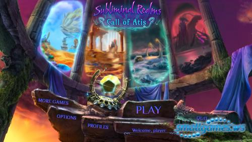 Subliminal Realms 2: Call of Atis