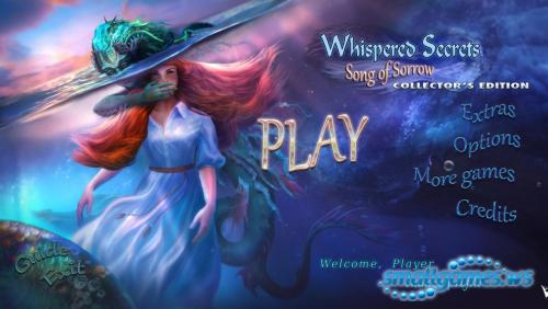 Whispered Secrets 6: Song of Sorrow Collectors Edition