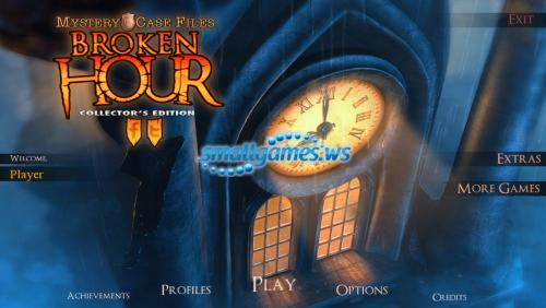 Mystery Case Files 14: Broken Hour Collectors Edition