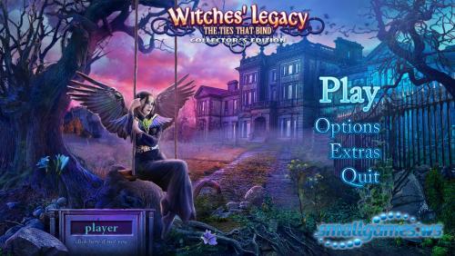 Наследие ведьм 4: Родственные узы Коллекционное издание