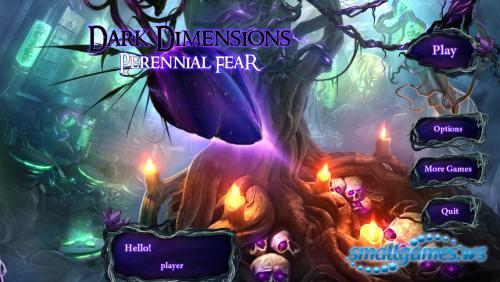 Dark Dimensions 8: Perennial Fear