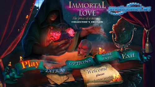 Immortal Love 2: The Price of a Miracle Collectors Edition