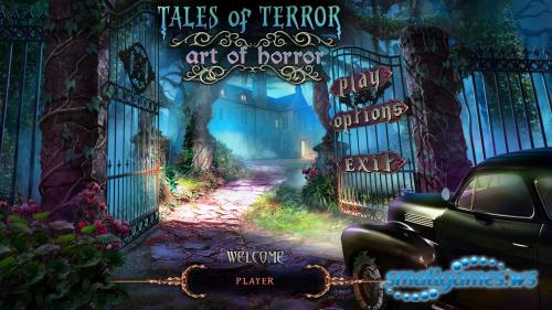 Tales of Terror 4: Art of Horror