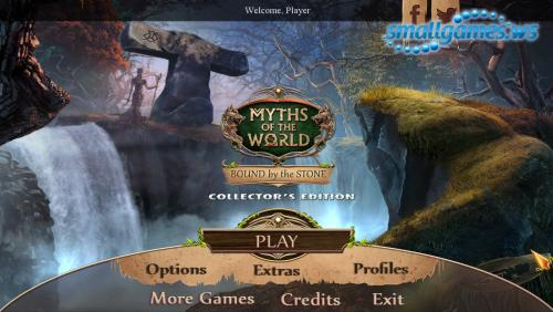 Myths Of The World 10: Bound By The Stone Collectors Edition