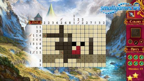Mystery Mosaics 2