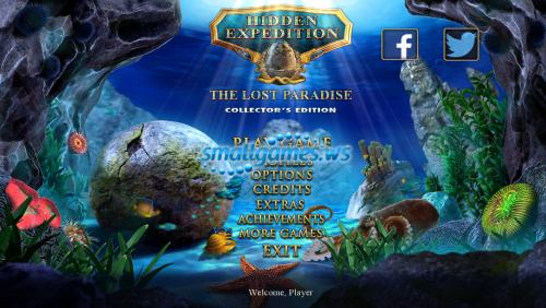 Hidden Expedition 13: The Lost Paradise Collectors Edition