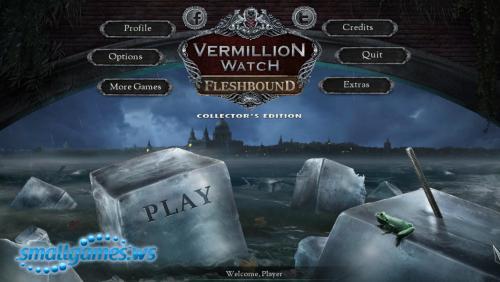 Vermillion Watch 2: Fleshbound Collectors Edition