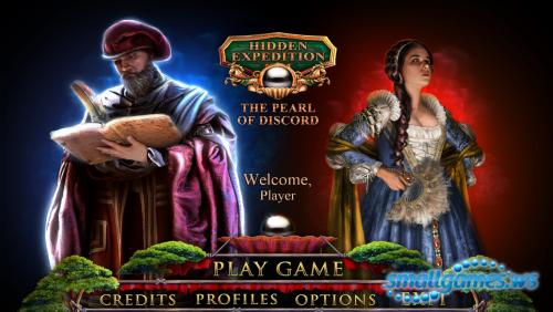 Hidden Expedition 14: The Pearl of Dischord