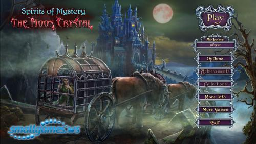 Spirits of Mystery 9: The Moon Crystal