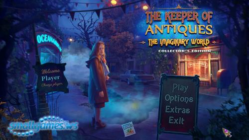 The Keeper of Antiques 2: The Imaginary World Collectors Edition