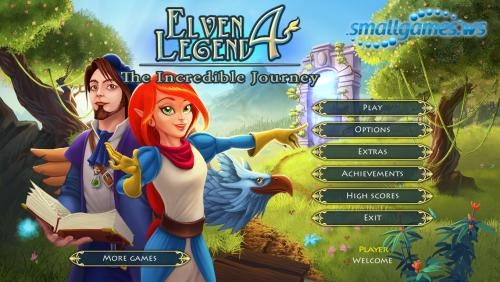 Elven Legend 4: The Incredible Journey Collectors Edition