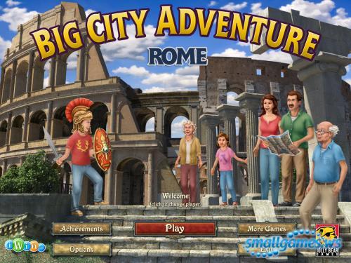 Big City Adventure 12: Rome