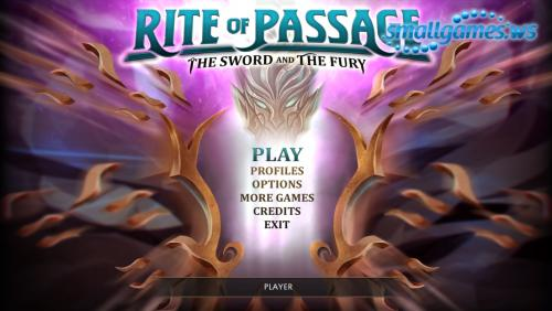 Rite Of Passage 7: The Sword And The Fury