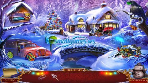 Рождественское приключение. Конфетный шторм