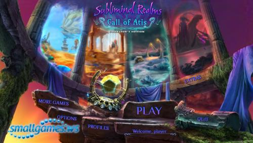 Subliminal Realms 2: Call of Atis Collector's Edition
