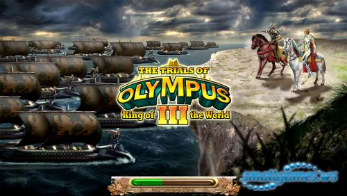 The Trials of Olympus 3: King of the World
