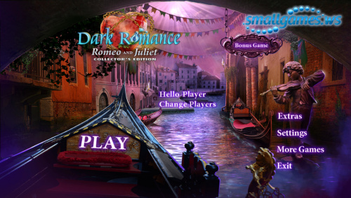 Dark Romance 6: Romeo and Juliet Collectors Edition