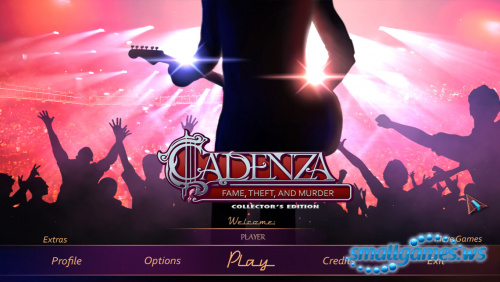 Cadenza 4: Fame, Theft and Murder Collectors Edition