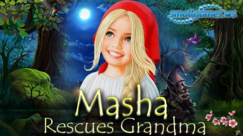 Masha Rescues Grandma / Маша Спасает Бабушку