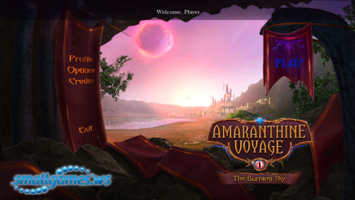 Amaranthine Voyage 8: The Burning Sky