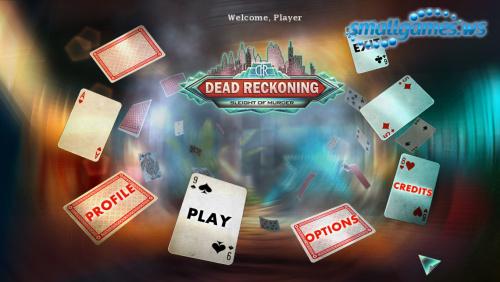 Dead Reckoning 7: Sleight of Murder
