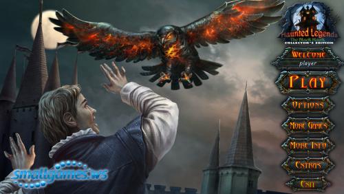 Haunted Legends 10: Black Hawk Collectors Edition