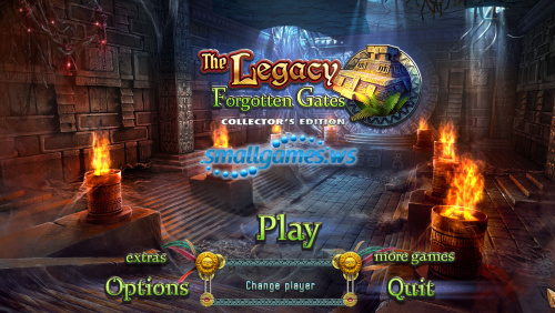 The Legacy: Forgotten Gates Collectors Edition