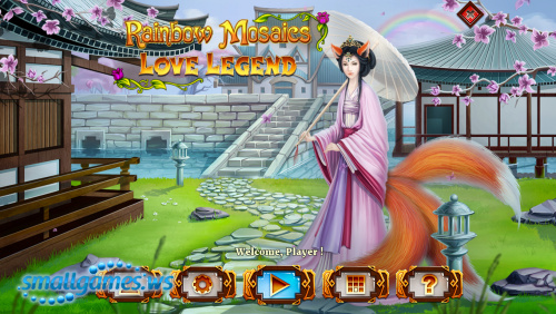Rainbow Mosaics 5: Love Legend