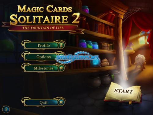 Magic Cards Solitaire 2
