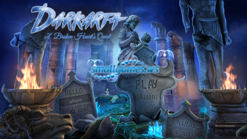 Darkarta: A Broken Hearts Quest Collectors Edition