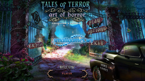 Tales of Terror 4: Art of Horror Collectors Edition